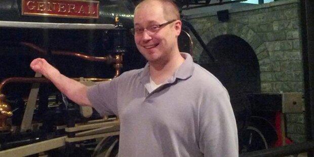 Polizei jagt dreifach-amputierten Killer