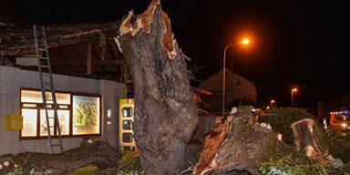 Unwetter in Tirol: 14.000 ohne Strom