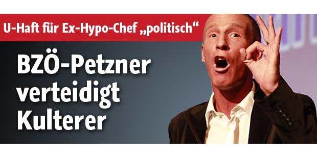 Petzner verteidigt Ex-Hypo-Chef