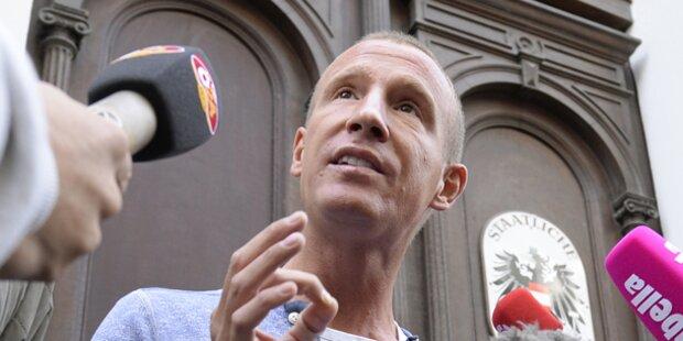BZÖ schmeißt Stefan Petzner raus