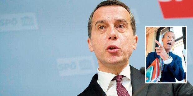 SPÖ-Affäre: Petzner will 6.000 €