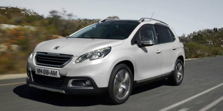 Das kostet der neue Peugeot 2008