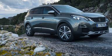 Startschuss für den Peugeot 5008 SUV