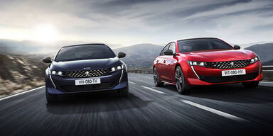 Neuer Peugeot 508 bereits bestellbar