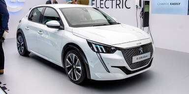 Peugeot elektrifiziert gesamte Modellpalette
