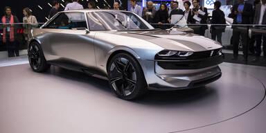 Peugeot bringt elektrifizierte Sportler