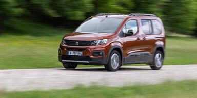 Das kostet der neue Peugeot Rifter