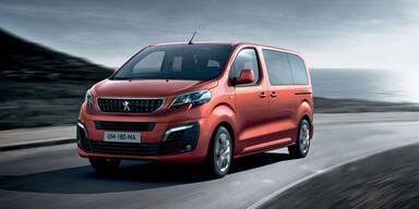 Alle Infos vom neuen Peugeot Traveller