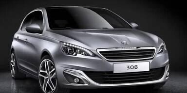 Kompaktklasse: Der neue Peugeot 308