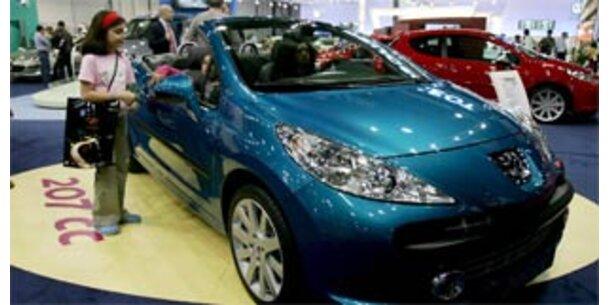 Peugeot strich heuer an die 8.000 Jobs