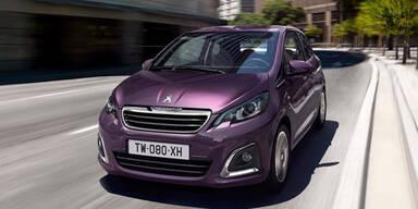 So vielseitig ist der neue Peugeot 108