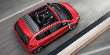 Peugeot 108 kommt mit 7 Design-Themen