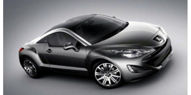 Magna Steyr baut Sportcoupe für Peugeot