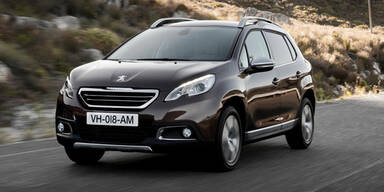 Jetzt startet der Peugeot 2008 Crossway
