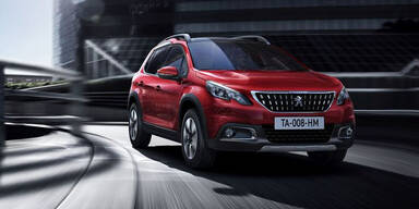 Peugeot verpasst dem 2008 ein Facelift