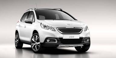 So kommt der neue Peugeot 2008