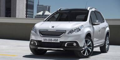 Jetzt startet der neue Peugeot 2008