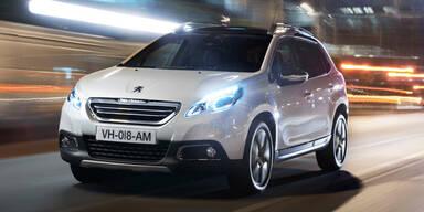 Peugeot verrät Daten des 2008