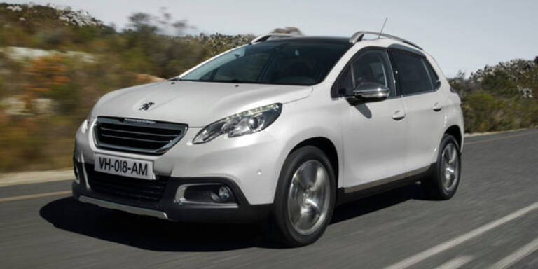 Peugeot 2008 legt Traumstart hin