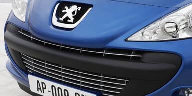 Peugeot-Citroen streicht 6.000 Stellen