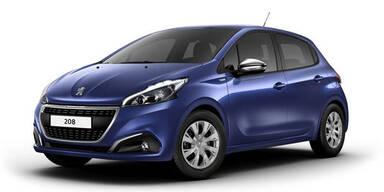 Peugeot bringt den 208 Urban Soul