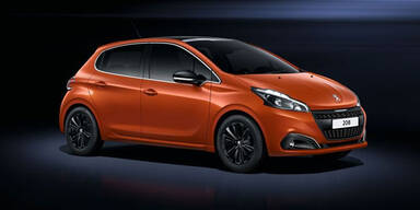 Peugeot verpasst dem 208 ein Facelift
