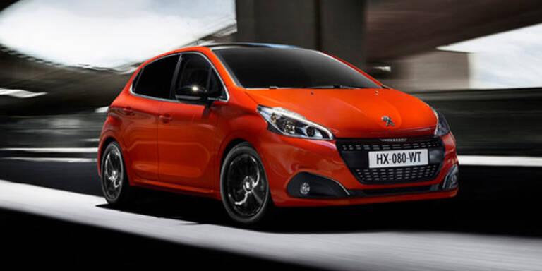 """Das kostet der """"neue"""" Peugeot 208"""