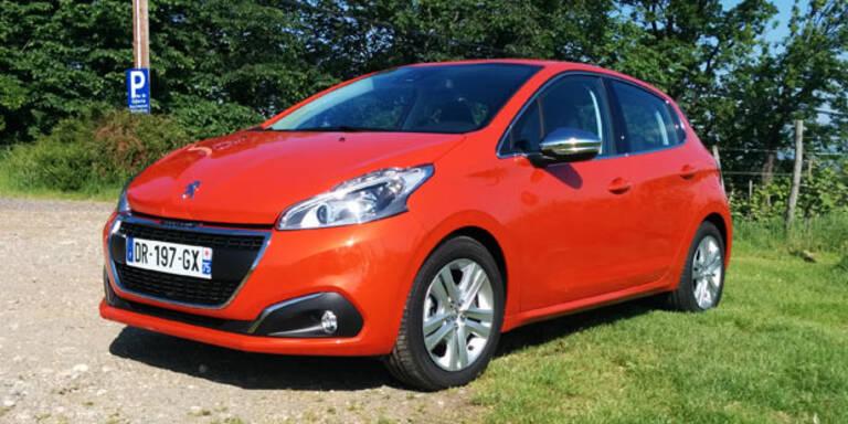 """Der """"neue"""" Peugeot 208 im Test"""