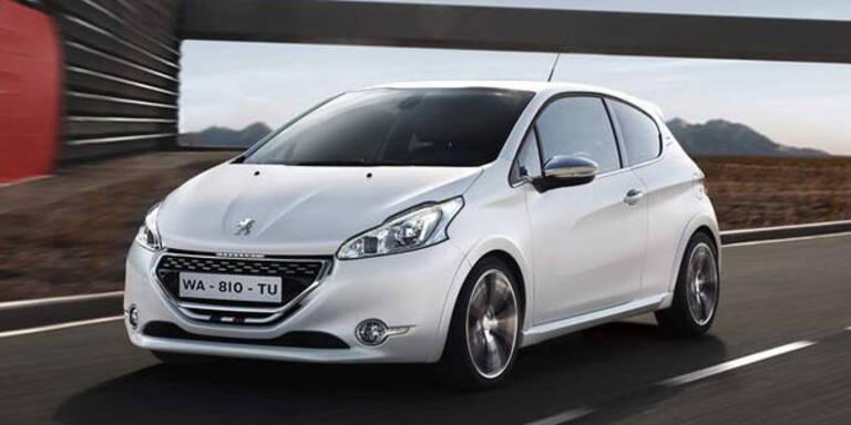Das kostet der neue Peugeot 208 GTi