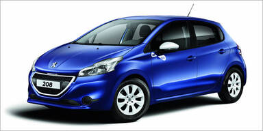 Peugeot bringt 208 Like und 208 Style