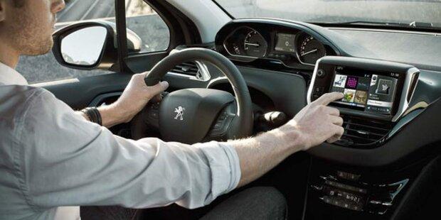 Weltpremiere des brandneuen Peugeot 208