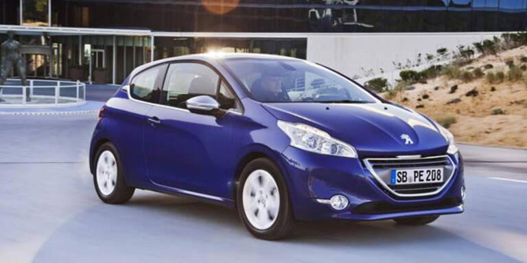 Peugeot senkt jetzt den Preis des 208