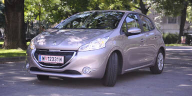 Der Peugeot 208 1.4 VTi 95 im Test