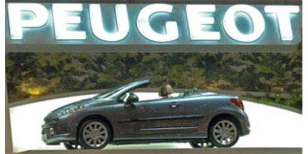 Peugeot will 11.000 Stellen abbauen