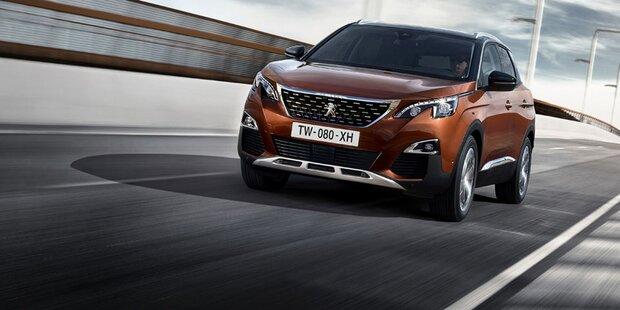 Das kostet der neue Peugeot 3008