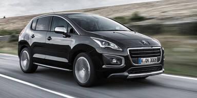 Überarbeiteter Peugeot 3008 startet