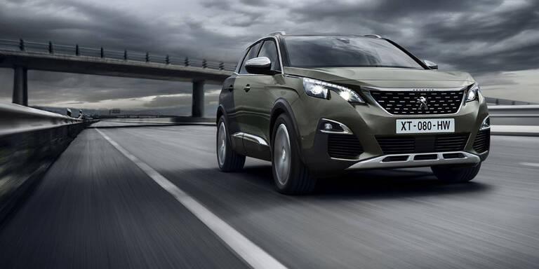 Peugeot bringt den neuen 3008 GT