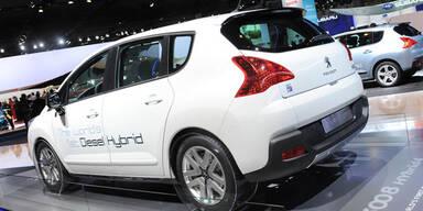 Peugeot verrät den Preis des 3008 Hybrid4