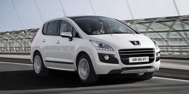 Jetzt startet der Peugeot 3008 Hybrid4
