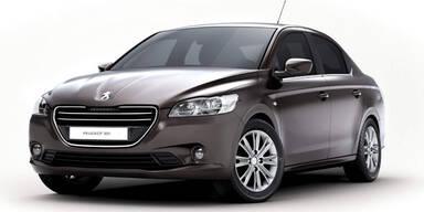 Peugeot bringt den neuen 301