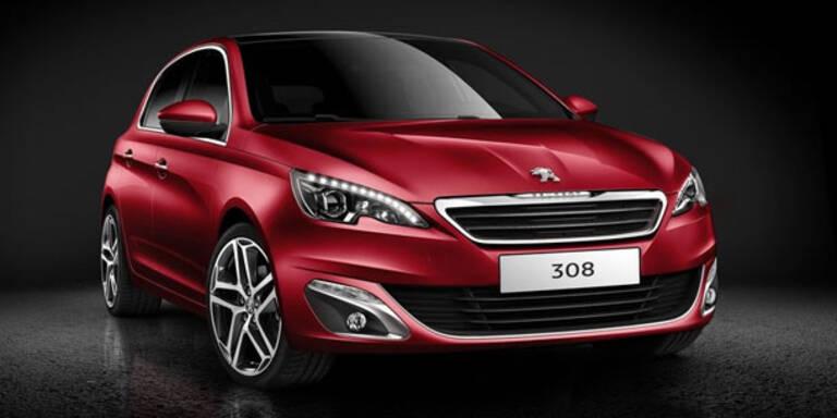 Neuer Peugeot 308: Preise stehen fest