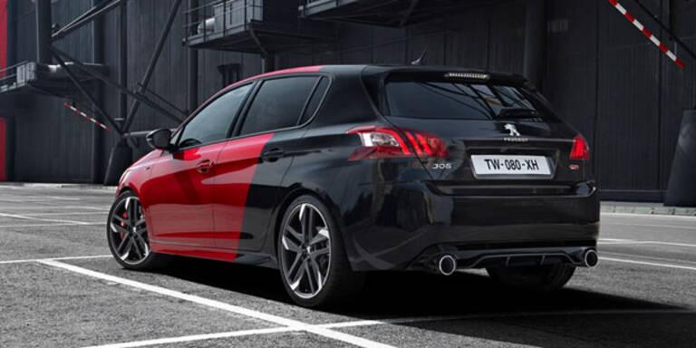 Das kostet der neue Peugeot 308 GTi