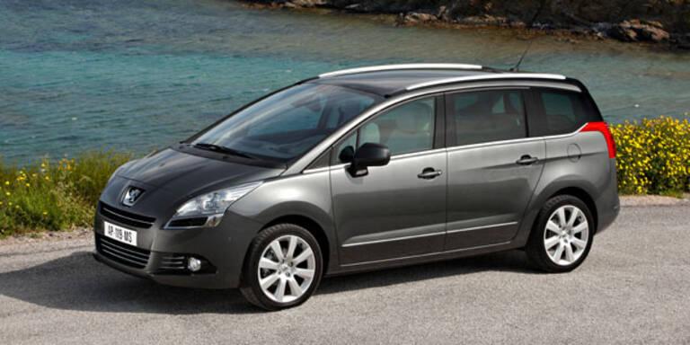 Peugeot 3008 & 5008: 1.6 l e-HDi Stop&Start