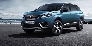 Peugeot macht auch den 5008 zum SUV