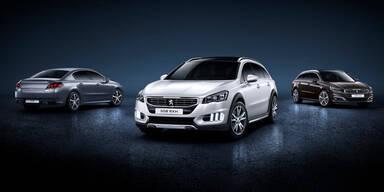 Dezentes Facelift für den Peugeot 508