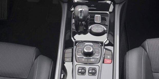 Peugeot bringt den 508 Hybrid4 in den Handel