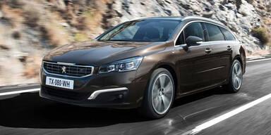 """So fährt sich der """"neue"""" Peugeot 508"""