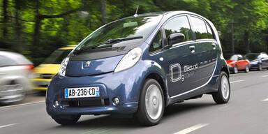 Peugeot verkauft E-Auto zum Kampfpreis