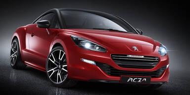 Peugeot zeigt den brandneuen RCZ R