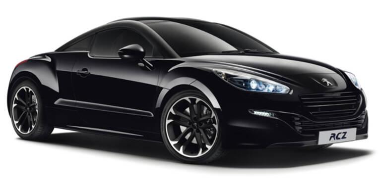"""Peugeot bringt den RCZ """"Red Carbon"""""""